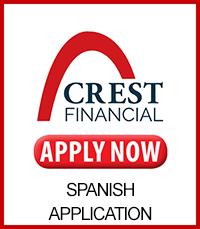 Crest furniture financing Spanish