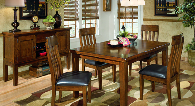 Dining Room Furniture Outlet in Charlotte, NC.